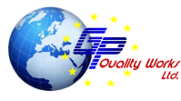GP Quality Works Logo