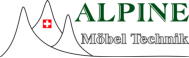 Alpine Mobel Technik Logo